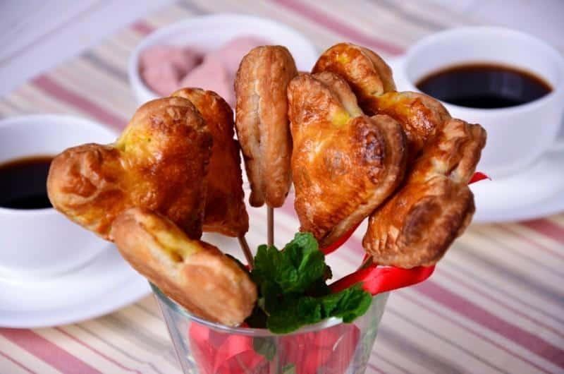 Блюда на 14 февраля рецепты: пай-попсы