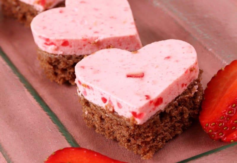 Блюда на 14 февраля рецепты пирожного