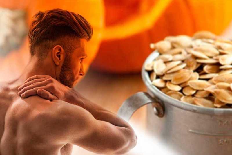 Чем полезны тыквенные семечки для мужчин