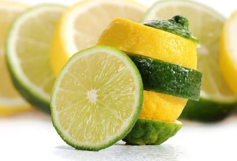 Польза лимона для организма. Отличие от лайма