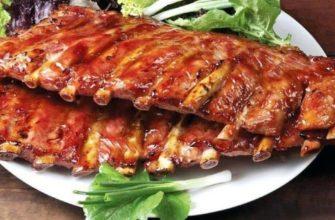 Рецепты из свинины на второе