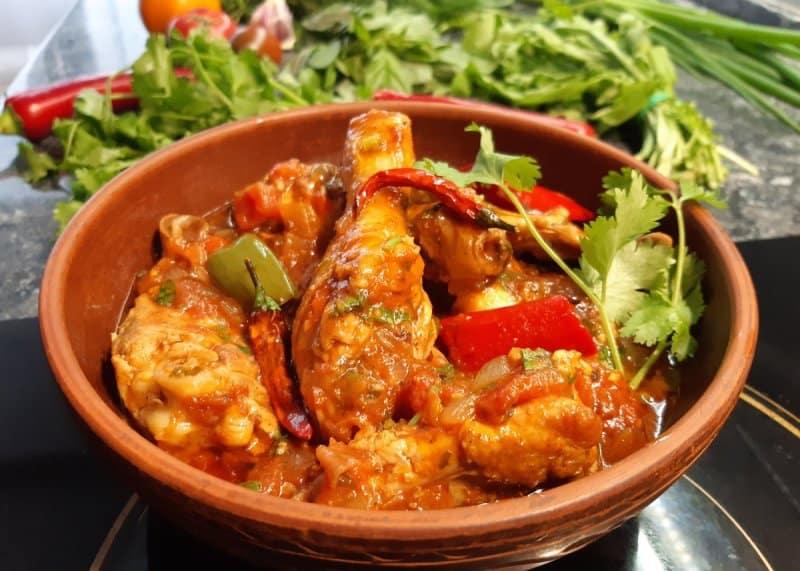 Рецепты из курицы на второе: чахохбили