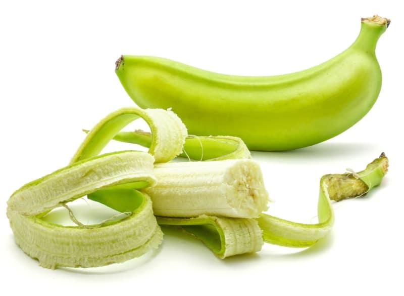 Чем полезны зеленые бананы и противопоказания