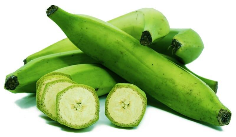 Чем полезны зеленые бананы для сердца